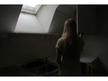 © Helena Byström, ur sviten Fullersta vem där?, 2013
