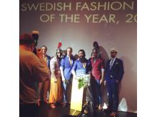 Castor Pollux Swedish Fashion Talent 2014