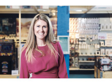 Lene Oen, commersial manager Clas Ohlson Norge