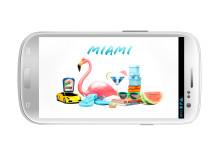 Mobiili, Miami