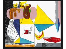 Le Corbusier: Composition (1954-1958)