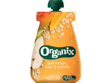 Organix just mango, pear &  granola