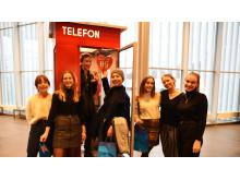 Telefonkiosk gruppe