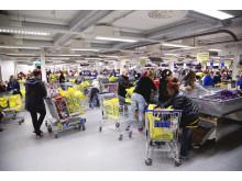 Shopping på Gekås Ullared