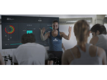 The Motosumo app brings advanced analytics and fun gamification features to both indoor cycling classes and other group fitness workouts, without the need for expensive equipment.