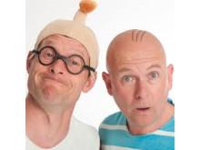 Rumlerikkerne tanskalainen teatteriryhmä Suomessa 27.8.2014