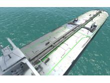 High res image - Kongsberg Digital - K-Sim Cargo 3D - 01