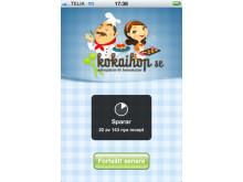 Kokaihop.se i mobilen#1
