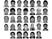 De 33 gruvarbetarna