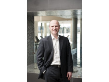 Andre Schreiner, hotelldirektør for Clarion Hotel Royal Christiania
