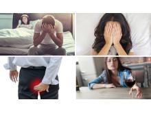 Pinsamma sjukdomar