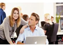 Comfort Digisystem på arbetsplatsen