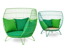 Small & Big Basket, design Ola Gillgren