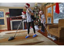 Sex tips för skönare julstädning