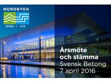 Svensk Betong 2016