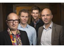 Kepa Arizala, Henrik Bergsten, Axel Gordh Humlesjö och Ali Fegan, Uppdrag Granskning - Nominerade till Årets Avslöjande 2014