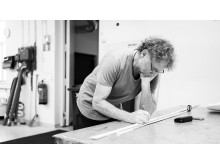 Behind the scenes David Trubridge