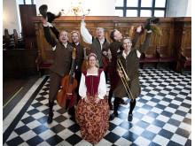 Ensemble Mare Balticum firar 30 år våren 2019