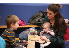 Kostenlose Eltern-Kind-Kurse