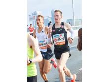 Heimspiel für den deutschen Marathonläufer Philipp Baar am Sonntag in Berlin.