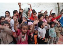 Semantix finansierer bygging av skole i Pakistan