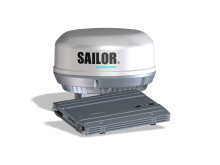 Hi-res image - Cobham SATCOM - SAILOR 4300 L-Band