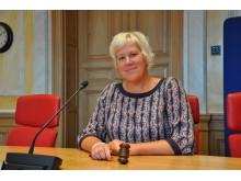 Koalition för Linköping: Kristina Edlund (S)