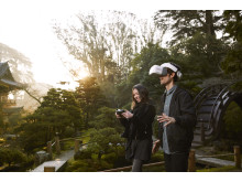 DJI Goggles - Flying With Friend 1