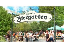 Tyrolens Biergarten 2016