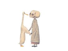 Bild ur boken Anden, döden och tulpanen
