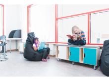 Klassrum Solviksskolan