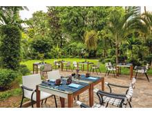 Mövenpick Bangkok BDMS – trädgård