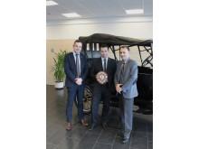 Ismét Magyarország nyerte a Ford ügyfélszolgálati versenyét
