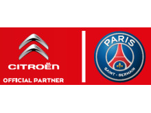 Logo Citroën Official Parner to PSG