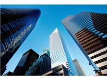 USA New York buildings
