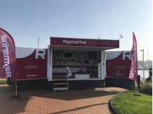 High res image - Raymairne - mobile showroom