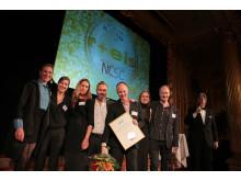 Wester+Elsner är Bästa Svenska Konsult, NCSC Awards 2014