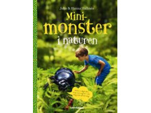 John Hallmén läser Minimonster i naturen