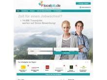Jobbörse für die Region Allgäu, Oberbayern und Großraum München