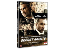 Secret Agents dvd packshot