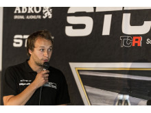 Teamchef Fredrik Lestrup