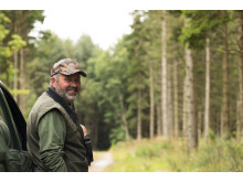 Jerry Moss - Red Squirrel Ranger at Center Parcs Whinfell Forest
