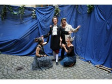 Sommertheater im Webers Hof - Darsteller von TheaterPACK