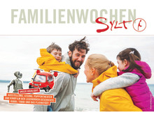 Die Familienwochen Sylt gehen in die vierte Runde und sorgen vom 11. bis 22. April für jede Menge Spiel, Spaß und Familienzeit