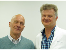 Sören Henriksen och John Hanson, rådgivare med it-inriktning, Specialpedagogiska skolmyndigheten