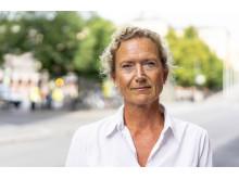 Nina Juel Arstal, direktør for forsikringsoppgjør i SpareBank 1 Forsikring