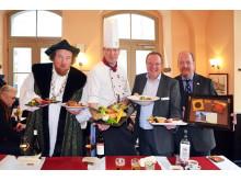 "Präsentation des ""1.000 Jahre Leipzig Menüs"""