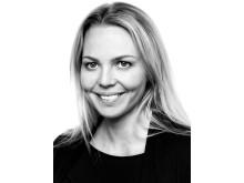 Jessica Eriksson Saltkråkan svartvit