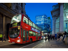 Hogia connects London buses for the future