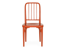 Red bentwood chair by Josef Frank, also available in green, black and white. SEK 5,900.